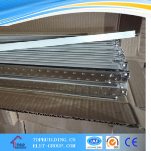 Gypsum Ceiling T Bar 24*32*0.3mm/Ceiling T Grid pictures & photos