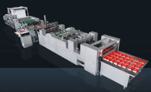 Flexo Wire Side-Stitching Line (ZXLY-930/1020--F2) pictures & photos