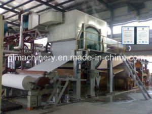2 Tpd Toilet Paper Machine Tissue Machine 1 - 3 T/D pictures & photos