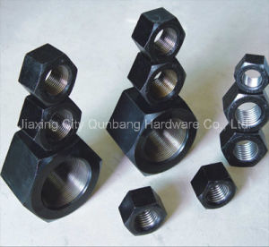 DIN971 Hex Nuts with Metric Fine Pitch pictures & photos