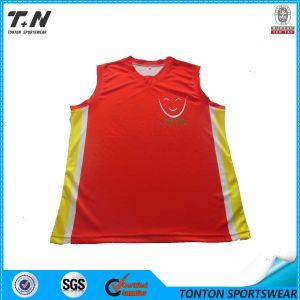Custom 100%Polyester Basketball Jersey, Basketball Uniforms