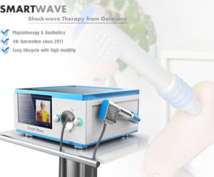 Extracorporeal Shockwave Therapy Eswt Orthopaedic Shock Wave Therapy Equipment pictures & photos