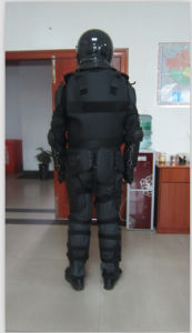Anti-Riot Suit with Anti-Flame for Police and Military (FBF-SD02) pictures & photos