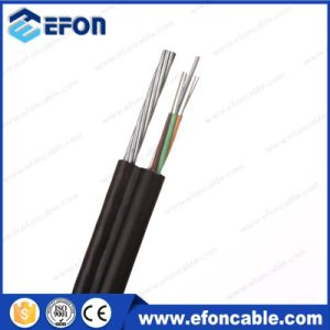 Aerial Single Mode Armored Fig8 Outdoor Fiber Optical Cable Price (GYTC8Y) pictures & photos