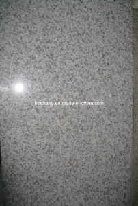 China Honed Grey Granite Tile pictures & photos