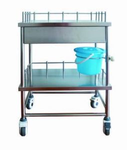 Multi-Functional Hospital Emergency Trolley (P-21) pictures & photos