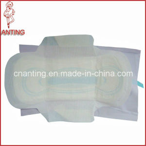 OEM High Absorbent Cotton Lady Sanitary Napkin for Women pictures & photos