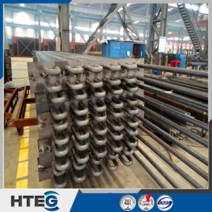 China Supplier Waste Heat Recovery H Finned Tube Economizer pictures & photos