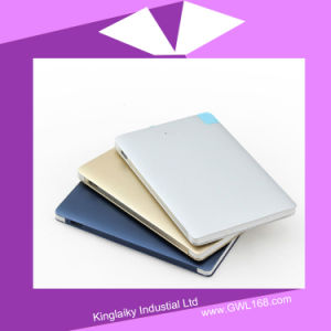 Promotional Gift Daily Use Mobile Power Bank (HT-007) pictures & photos