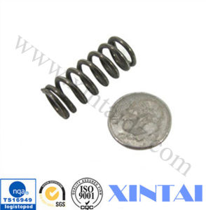 Heavy Black Finish Compression Spring Coil Spring pictures & photos