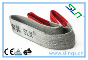 2017 4 Tonne Polyester Duplex Webbing Lifting Sling pictures & photos