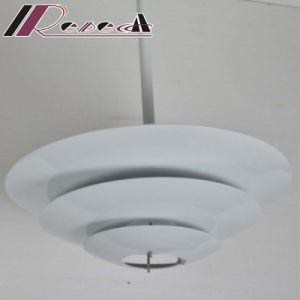 Modern Hotel Decorative White 3 Layer Pendant Lamp pictures & photos