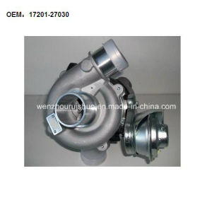 17201-27030 Auto Engine Parts Turbocharger for Toyota pictures & photos