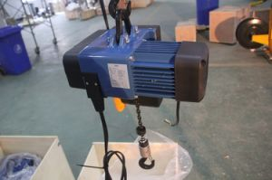 500kg European Type Electric Chain Hoist pictures & photos