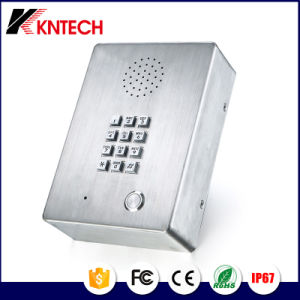 Apartment Door Phone Emergency Telephone (KNZD-03) Kntech pictures & photos