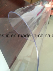 PVC Film Super Clear Non Phthalate Supplier pictures & photos