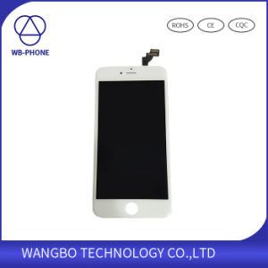 4.7inch 5.5 Inch Cell Mobile Phones Replacement Parts Tempered Glass Display Screen for iPhone 6/6 Plus pictures & photos