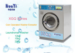 Commercial Coin Operated Washing Machine pictures & photos