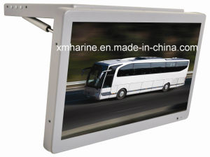 17 Inch Bus Media Monitor LCD Car TV pictures & photos