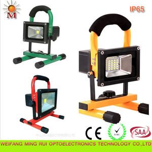 IP65 Water Proof/ CE&RoHS/ Portable/Rechargeable/COB LED Work Light pictures & photos