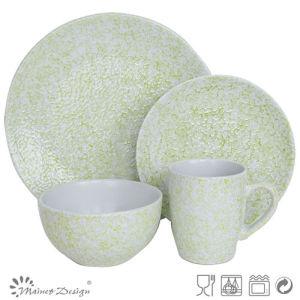Special Glaze Ceramic Stoneware Dinner Set pictures & photos