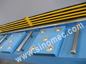 Metal Guillotine Machine/Cutting Machine/Hydraulic Shearing Machine QC11k-6X3200 pictures & photos