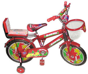 Children Bike with Basket for American Market pictures & photos