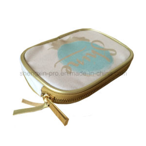 High Quality Canvas Cosmetic Bag in 2016 Year pictures & photos