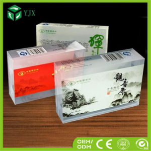 China Manufacturer Tea Industrial Use Plastic Packaging Boxes
