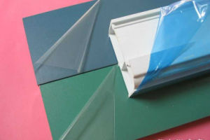 Protective Film for Protecting Goods Surface Temperary pictures & photos