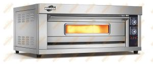 Big Capacity Hold 3pans Electric Bakery Oven (103D) pictures & photos
