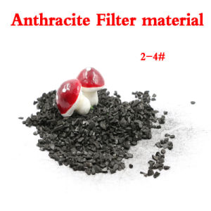High Quality Anthracite Filter Media for Metallurgy Industry pictures & photos