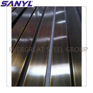 Stainless Steel Pipe/Tube for Handrail pictures & photos