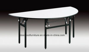 Folding Table Restaurant Table for Hotel Dining Hall pictures & photos