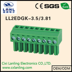 Ll2edgk-3.5/3.81 Pluggable Terminal Blocks Connector
