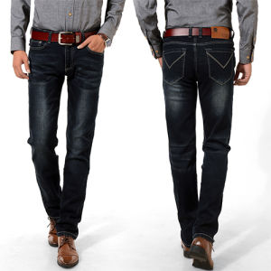 Stock Denim Jeans Ready Made Fashion Pants