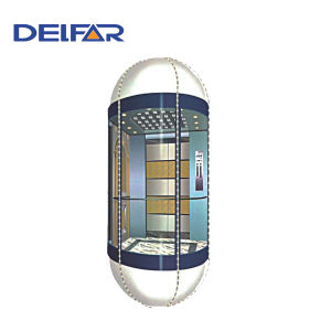 Capsule Sightseeing Passenger Elevator Lift pictures & photos