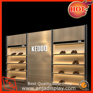 Wooden Wall Cabinet Display for Retail Store pictures & photos