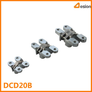 High Quality Invisible Hinges in Stainless Steel Connector pictures & photos