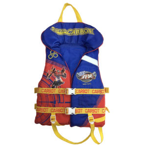 Good Nylon and EPE Foam Life Jacket (HX-V0038) pictures & photos