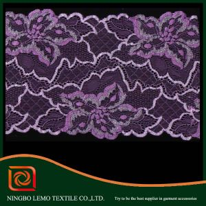 Latest High Quality Fashion African / Chemical Lace Fabric pictures & photos