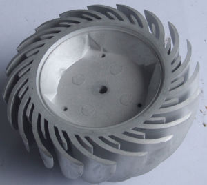 LED Head Sink Auminum Die Casting pictures & photos
