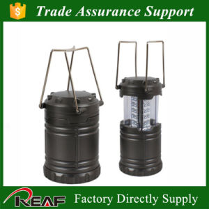 Emergency Outdoor Hiking Telescopic Smart Hand Lamp LED Camping Lantern pictures & photos
