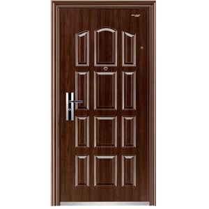China house door model safety door m s96 china safety for Door models for house