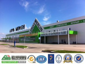 Commercial Steel Building Complex for Office, Supermarket, Shopping Mall, Workshop, Warehouse pictures & photos