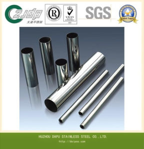 Stainless Steel Round Tube AISI 304L, 316, 316L pictures & photos