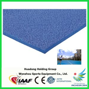 Recycled Materials Synthetic Rubber Floor pictures & photos