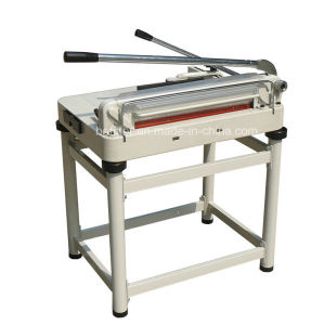 Heavy-Duty A3 Manual Paper Cutter with Stand (YG-868-A3/A4T) pictures & photos