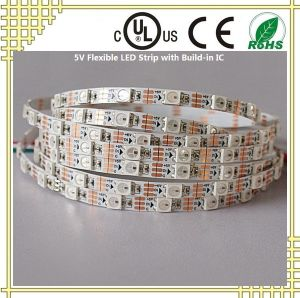 5V Build-in IC LED Strip pictures & photos