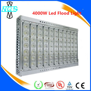Meanwell CREE 520000lm 5 Warranty 4000W LED Flood Light pictures & photos